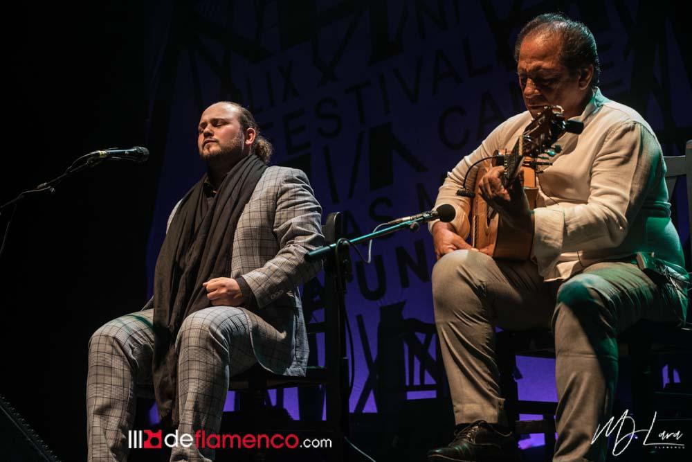 """Francisco Escudero """"Perrete"""" - Cante de las Minas 2019"""