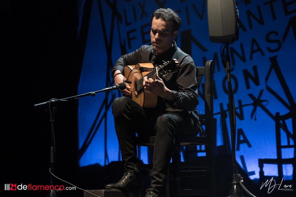 José Fermin Fernández - Bordón Minero 2019