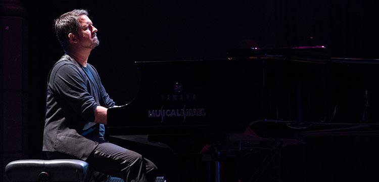 Juan Antonio Sánchez – Semifinales Cante de las Minas – piano (video & fotos)