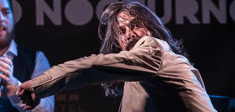Juan de Juan en Flamenco on Fire (fotos & video)