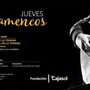 Jueves Flamencos Fundación Cajasol