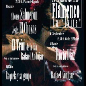 Festival Flamenco La Uvita - Alcorcón