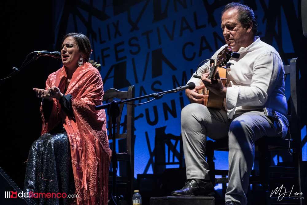 Loreto de Diego - Final Cante de las Minas 2019