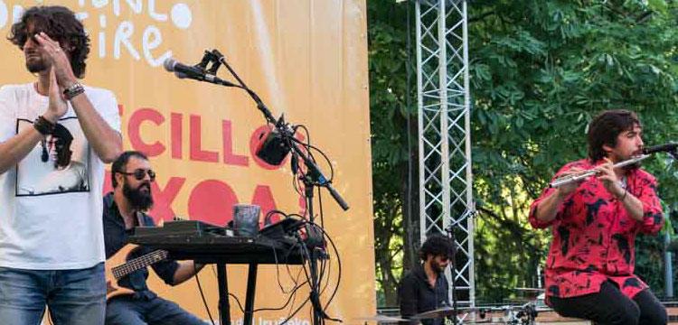 Sergio de Lope en Flamenco on Fire (video & fotos)