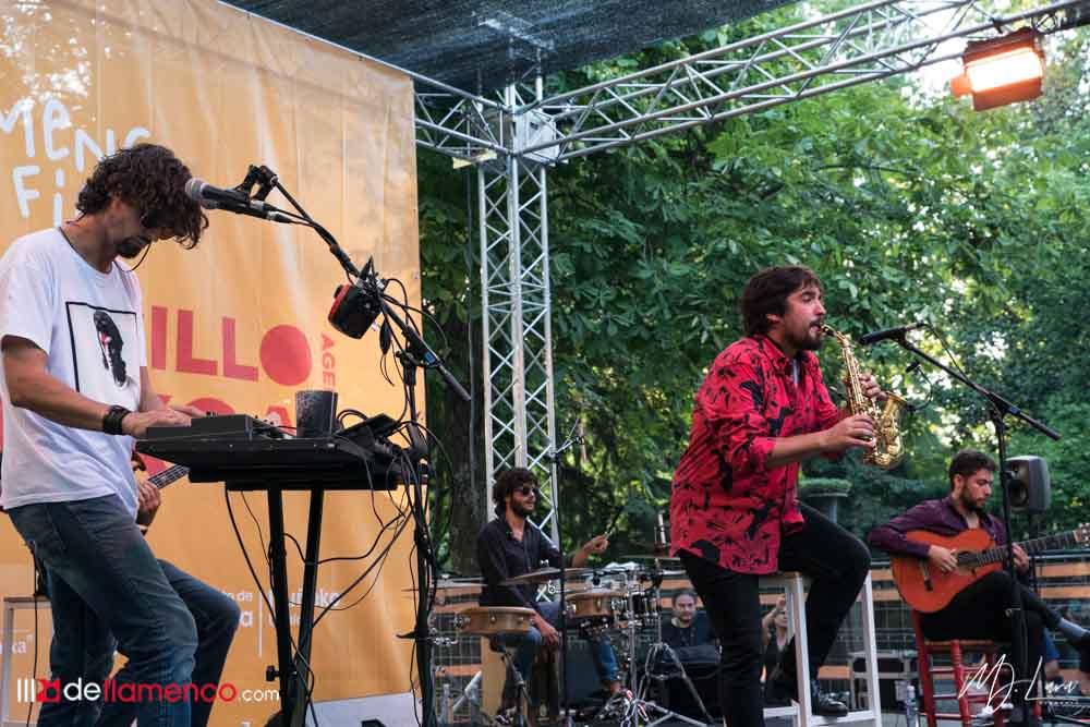 Sergio de Lope & banda - Flamenco on Fire