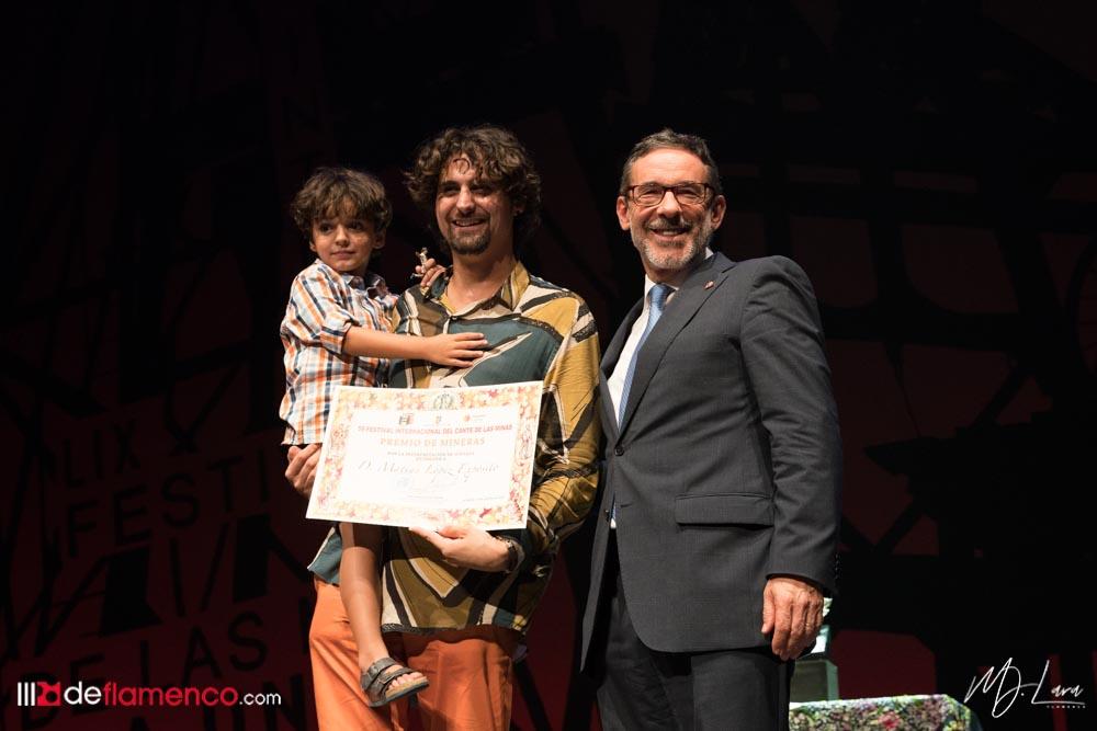"""Matias López """"Mati"""" - premio Mineras"""