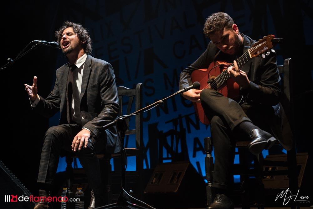 Matías López El Mati - David Caro - Lámpara Minera 2019