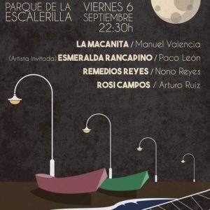 Noche Flamenca de Algarrobo