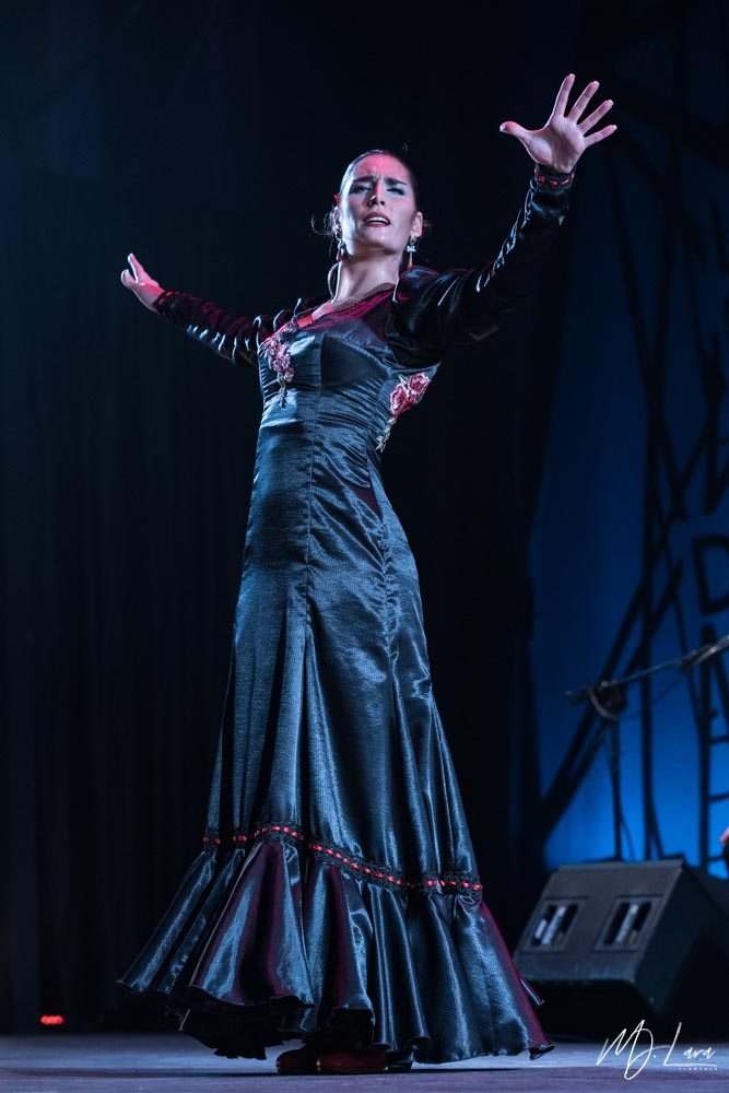 Olga Llorente - Semifinales Cante de las Minas