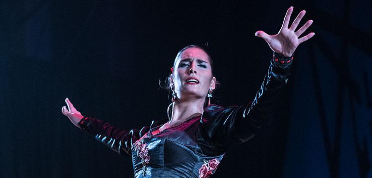 Olga Llorente – Semifinales Cante de las Minas (video & fotos)