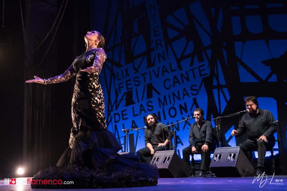 Paula Comitre - Cante de las Minas
