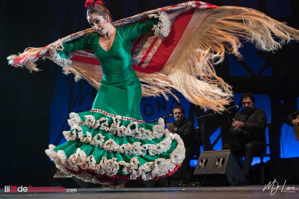 Paula Comitre - final Cante de las Minas 2019
