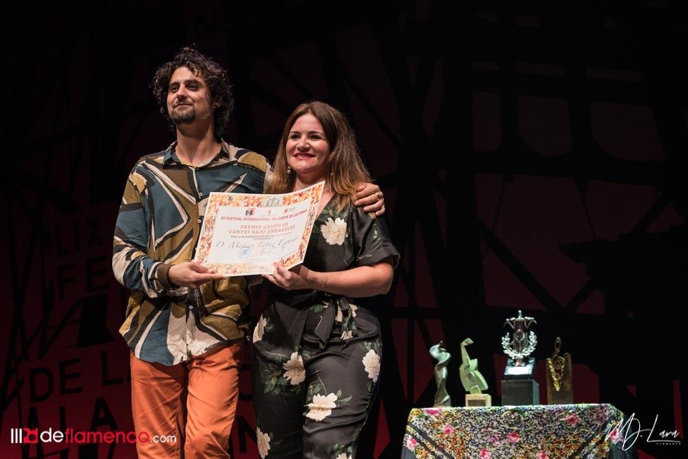 Matías López el Mati - Premio Seguiriyas & Tientos