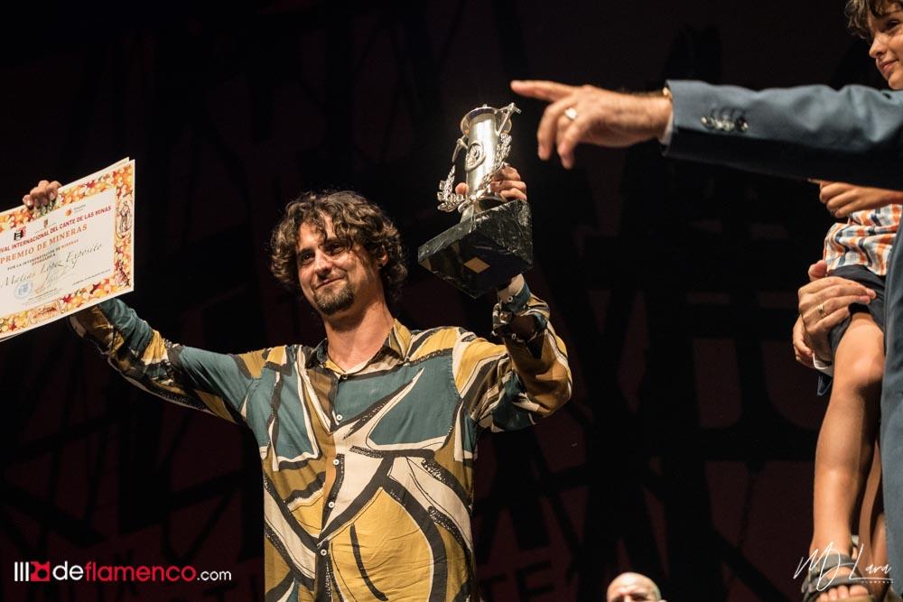 "Matías López ""El Mati"" - Lámpara Minera 2019"