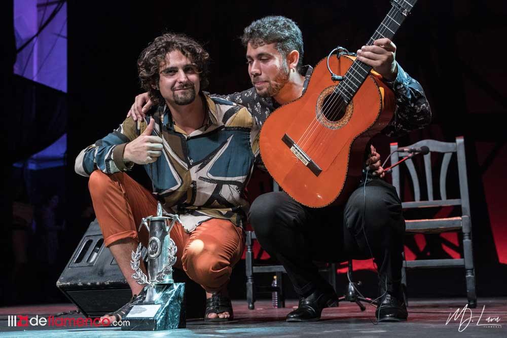 """Matías López """"El Mati"""" con David Caro - Lámpara Minera 2019"""