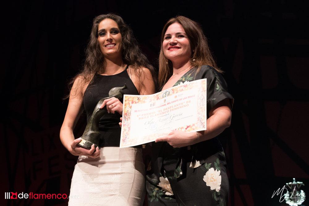 Olga Llorente Desplante 2019