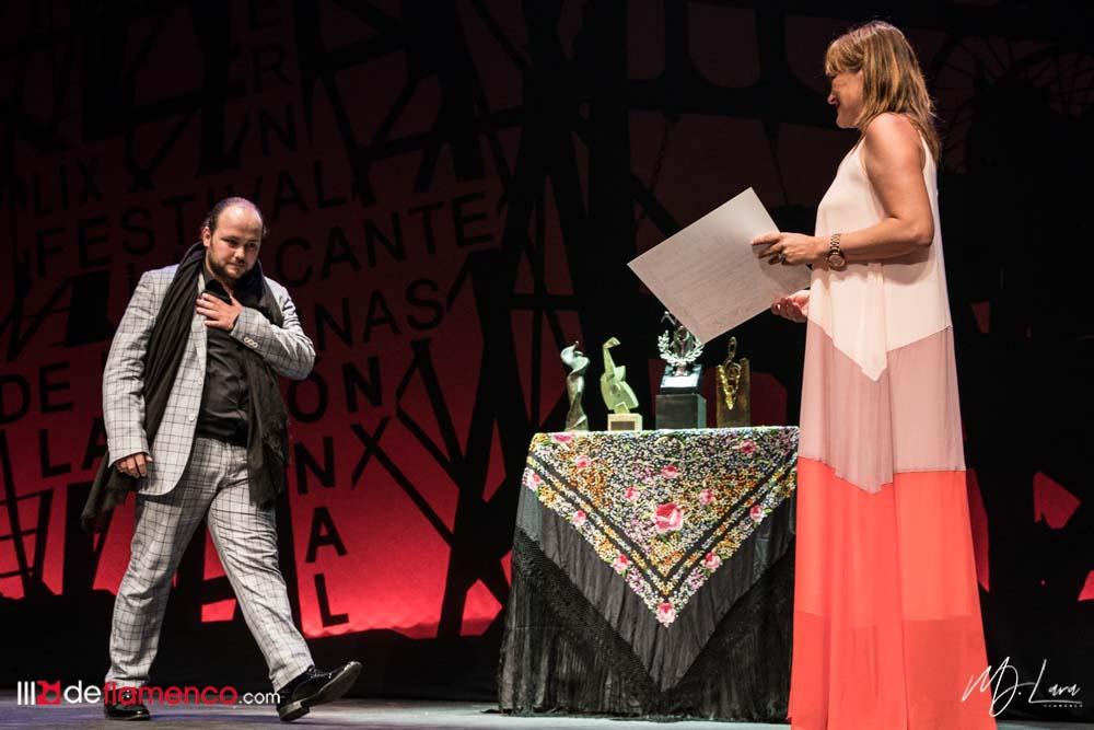 "Francisco Escudero ""Perrete"" - Premio Taranta y Levantica"