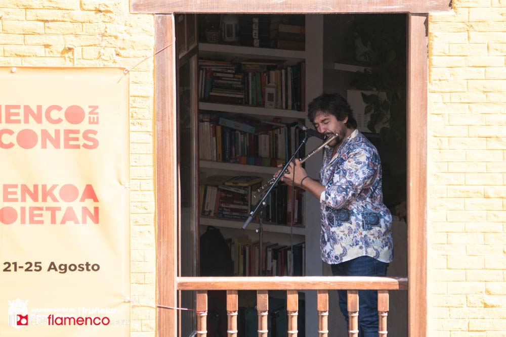 Sergio de Lope banda