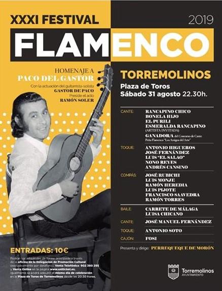 Festival Flamenco Torremolinos