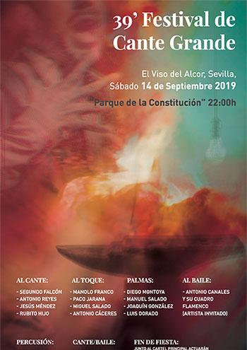 Festival Cante Grande Viso del Alcor