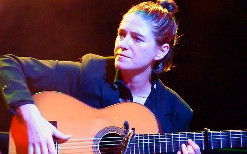 Antonia Jiménez - Estival Flamenco Cádiz