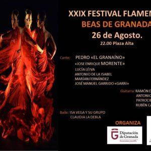 Flamenco Beas de Granada