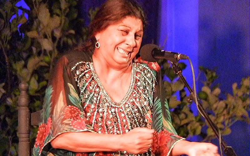 Dolores Agujetas - I Bienal de Cante