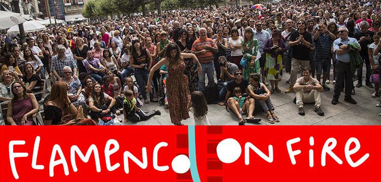 La semana próxima el Flamenco inundará Pamplona en el VI Festival Flamenco On Fire