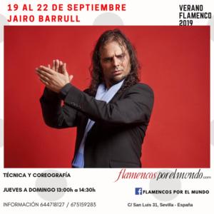 Jairo Barrull - Flamencos por el mundo