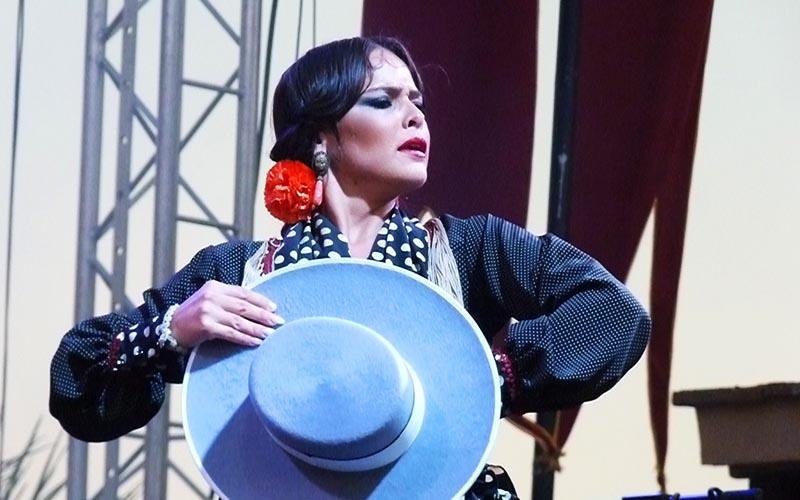 Macarena Ramírez - Estival Flamenco Cádiz