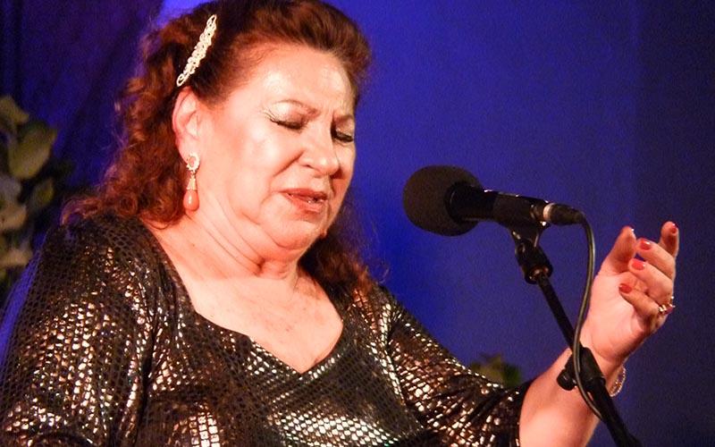 María Vargas - I Bienal de Cante