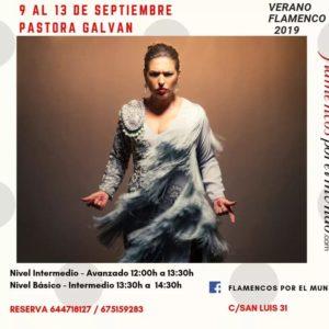 Pastora Galván - Flamencos por el mundo