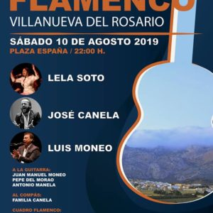 Festival Flamenco Villanueva del Rosario