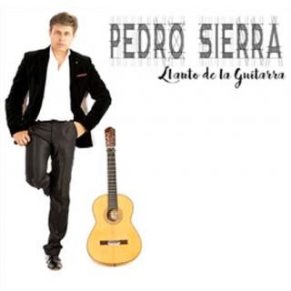 Pedro Sierra – Llanto de la guitarra (CD)