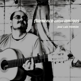 José Luis Montón – Flamenco entre amigos (CD)