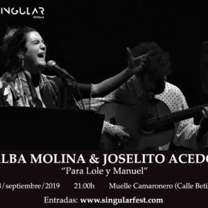 Alba Molina & Joselito Acedo