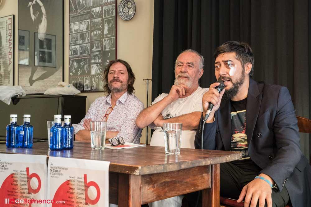 III Festival Flamenco de Club del Café Berlín