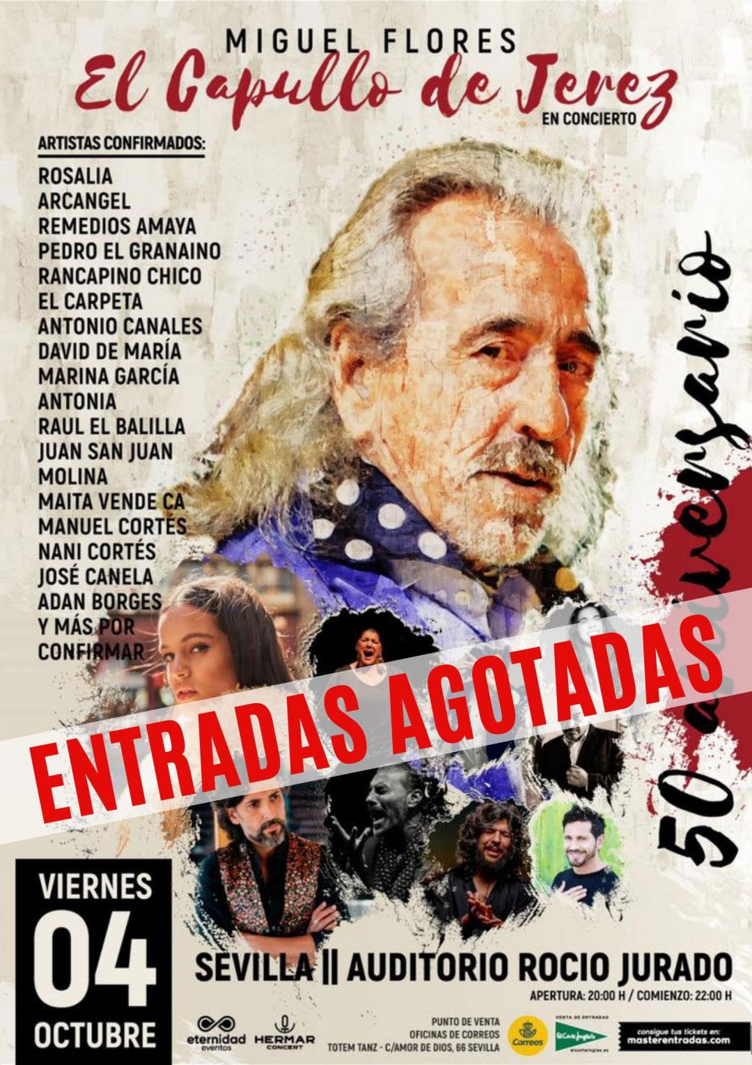 Capullo de Jerez - Rosalía