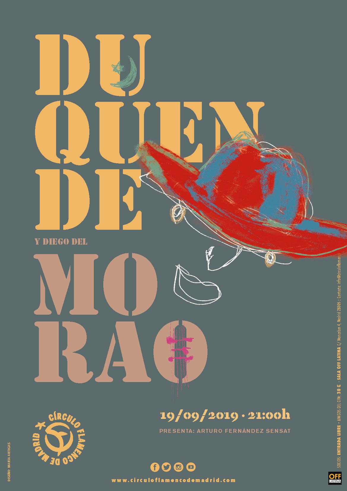 Duquende - Círculo Flamenco de Madrid