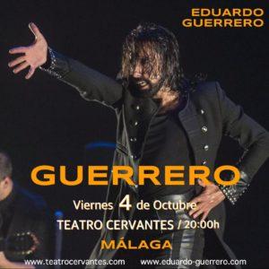 Eduardo Guerrero - Teatro Cervantes