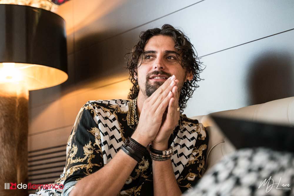 Entrevista a El Mati - Lámpara Minera 2019
