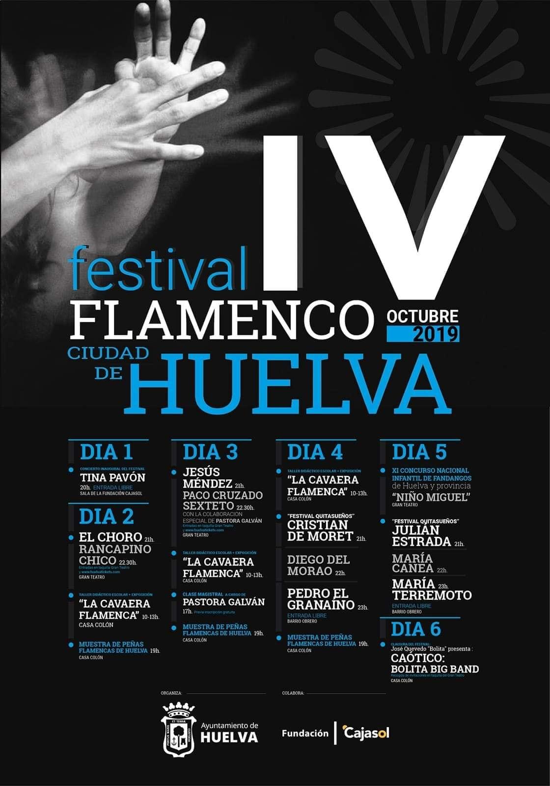 Festival Flamenco de Huelva