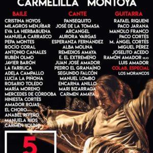 Homenaje a Carmelilla Montoya - Sevilla