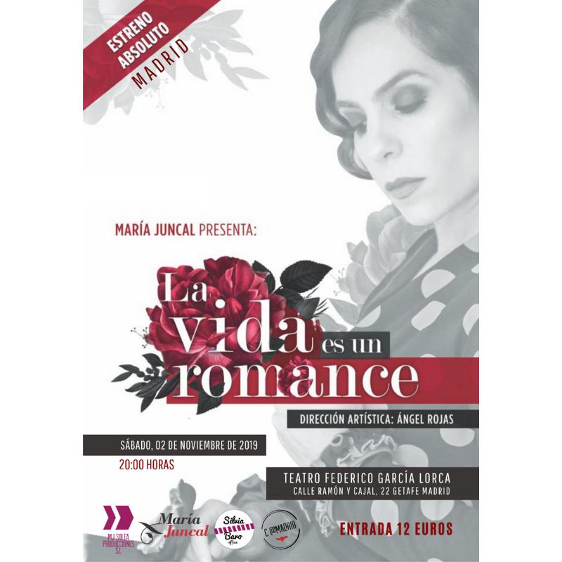 María Juncal - La vida es un Romance