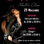 Alba Heredia - Master Class El Lucero