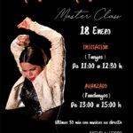 Maria Moreno - Master Class