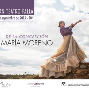 Maria Moreno - Teatro Falla