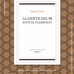 Presenteción - La gente del 98 ante el flamenco