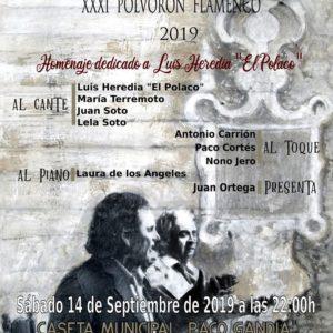 Polvorón Flamenco Estepa