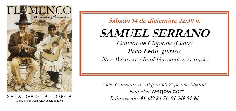 Samuel Serrano